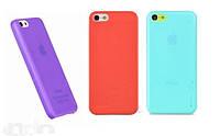 Чехол для iPhone 5 / 5s / SE - Melkco Air PP 0.4 mm cover, разные цвета