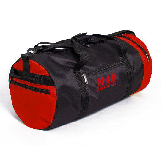 Спортивная сумка - тубус MAD PYL 40L Red