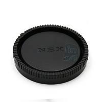 Крышка объектива для Sony NEX-3 / NEX-5 / NEX-E с логотипом