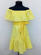 Платье летнее Милана р.128-152