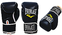 Перчатки боксерские EVERLAST на липучке PU , фото 1