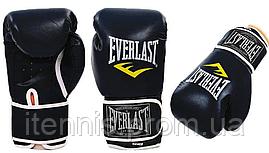 Перчатки боксерские EVERLAST на липучке PU
