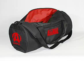 Спортивная сумка - тубус MAD PYL 40L ANIMAL Red, фото 2