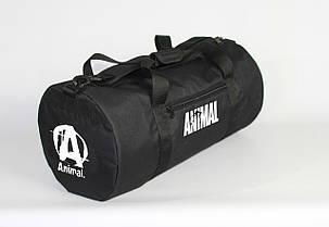 Спортивная сумка - тубус MAD PYL 40L ANIMAL White, фото 2