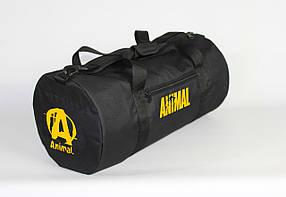 Спортивная сумка - тубус MAD PYL 40L ANIMAL Yellow