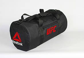 Спортивна сумка - тубус MAD PYL 40L Reebok - UFC, фото 2