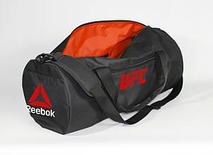 Спортивная сумка - тубус MAD PYL 40L Reebok - UFC, фото 2