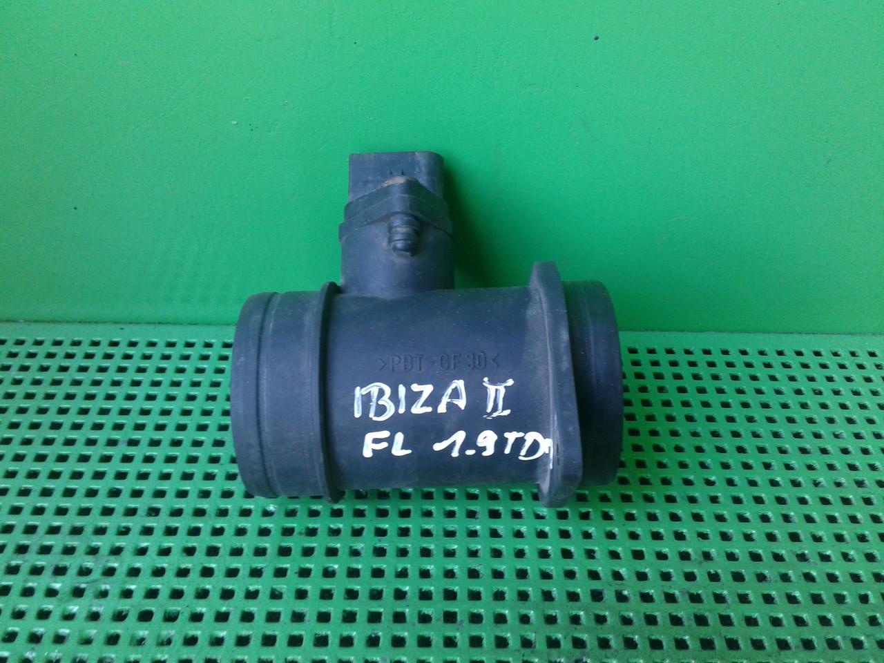 Витратомір повітря для Seat Ibiza 1.9 TD 0 281 002 216