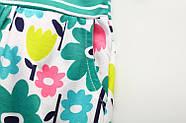 Платье для девочки Цветы Jumping Meters, фото 4
