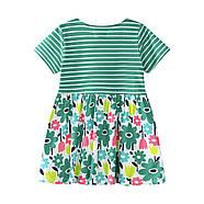 Платье для девочки Цветы Jumping Meters, фото 7