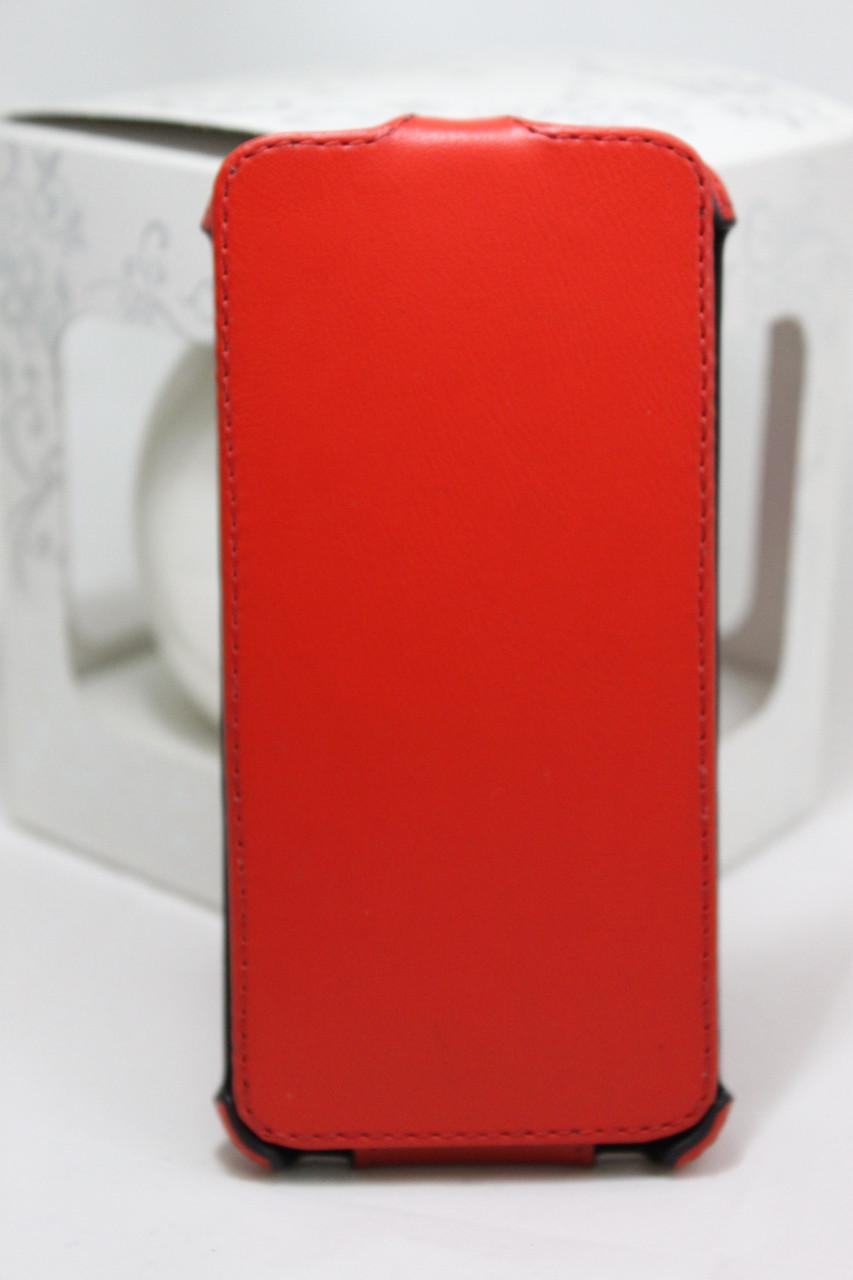 Кожаный чехол для FLY IQ4414