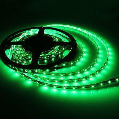 Зеленая светодиодная лента