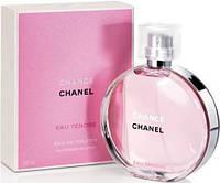 Женская туалетная вода Chanel  Chance Eau Tendre (Шанель Шанс О Тендер) 100 мл