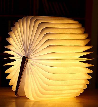 Светильник - Книга 3DTOYSLAMP, фото 2