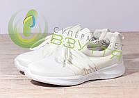 Жіночі кросівки сітка Violetta 20-531 бел 39,40 розміри, фото 1