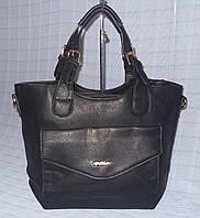 Женская сумка новая FL0632 черная, фото 1
