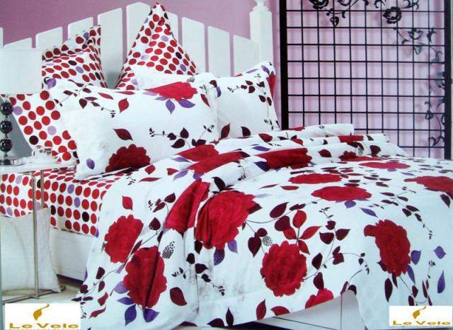 Семейный комплект постельного белья Le Vele Alis Daily
