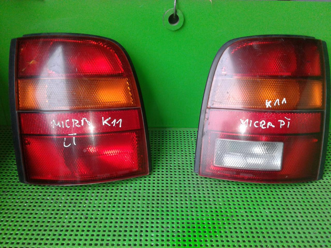 Ліхтар задній для Nissan Micra K11
