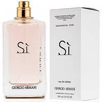 100 мл Тестер Armani Si parfum для женщин