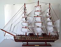Парусник сувенирный, деревянный 78 см * 11 см * 59 см(высота) FJ8081. Одесса