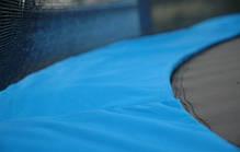 Батуты спортивные 435 см, и защитная сетка с лесенкой, фото 2