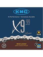 Цепь KMC X9.99 9-скоростная 116 звеньев