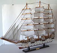 Парусник сувенирный, деревянный 78 см * 11 см * 59 см(высота) FJ8001. Одесса