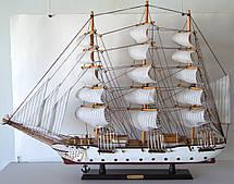 Парусник сувенирный, корабль деревянный 78 см * 11 см * 59 см(высота) FJ8001. Одесса, фото 2