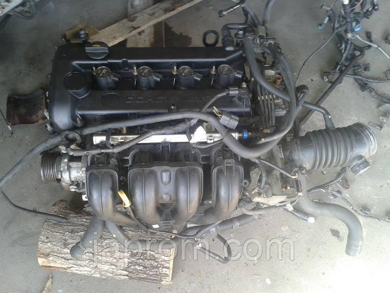 Мотор (Двигатель) Mazda 6 2.0 16V LF 2004r