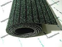 Грязезащитное покрытие на резиновой основе Рубчик-9  темно-зеленое, Бельгия