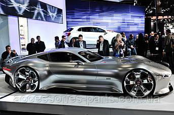 Mercedes-Benz AMG Vision Gran Turismo Тест Драйв