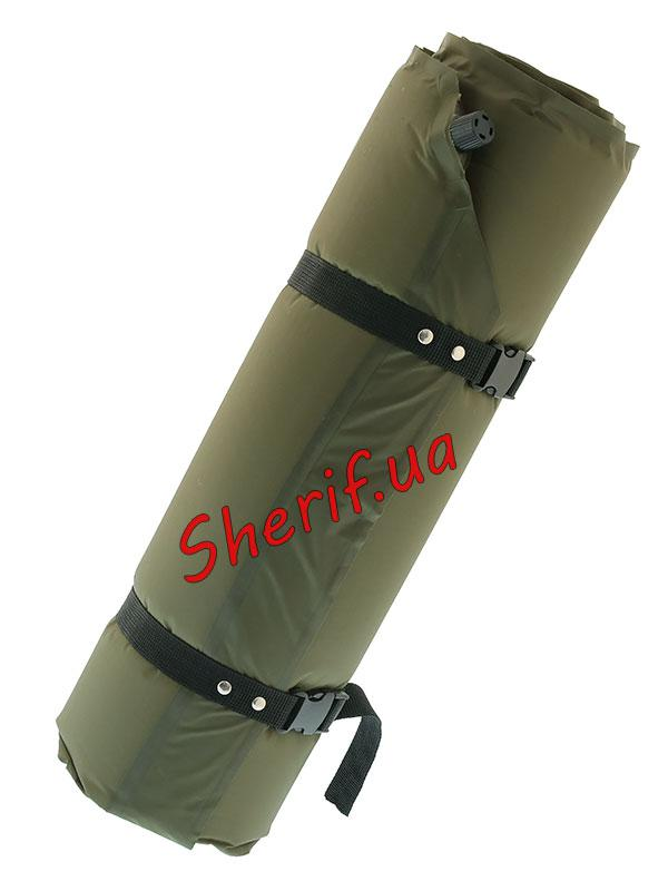 Термоковрик  самонадувной (185 х 50 см) MIL-TEC Olive  14420001