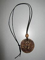 Кулон глиняний Весы