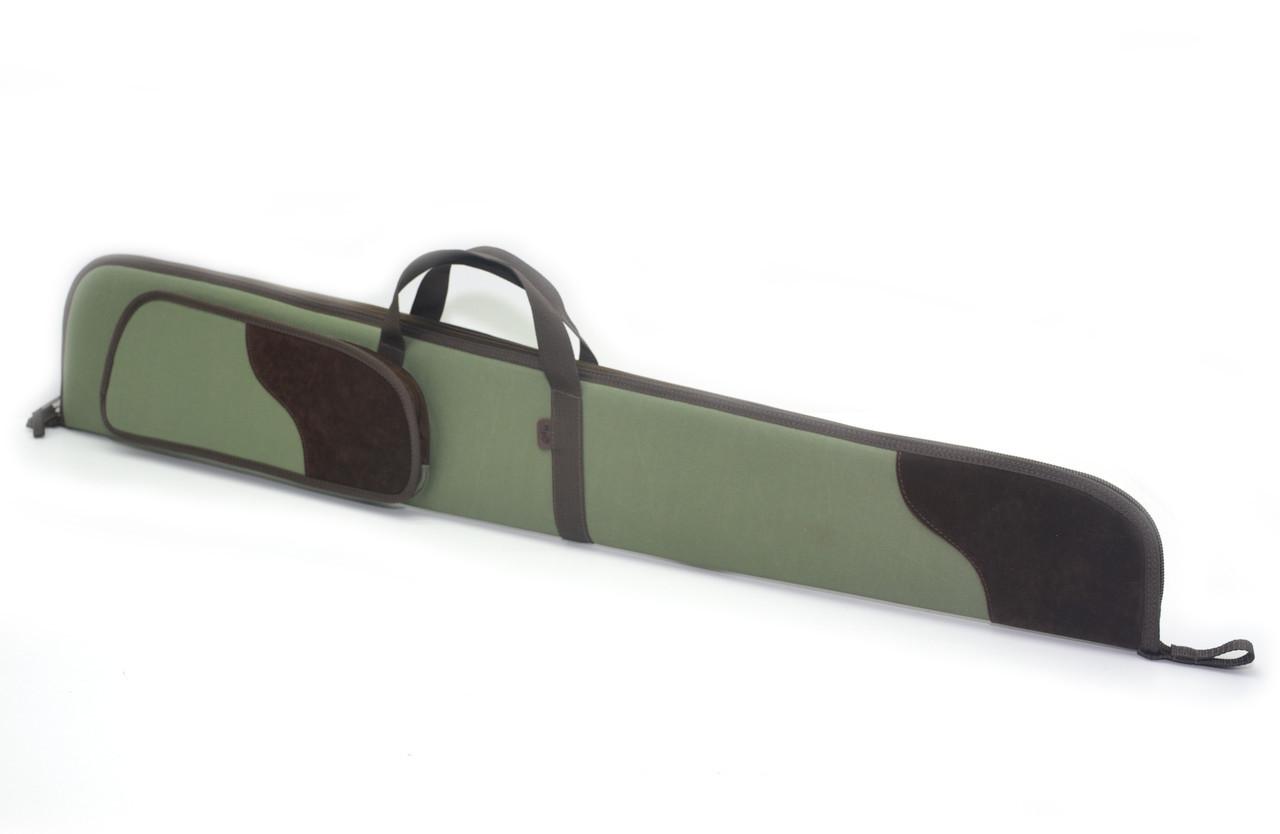 Чехол для ружья Премиум ИЖ/ТОЗ на поролоне 1,25 м. хаки 8057