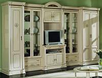 Стенки классика Киев, мебель для гостиной в классическом стиле