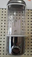 Дозатор диспенсер для жидкого мыла моющего средства настенный для магазина кафе ресторана супермаркета 0531