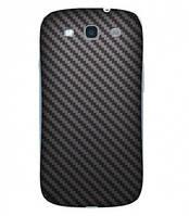 Наклейка карбон чорний Samsung G350 ( Самсунг  G350,Защитная пленка, защита для телефонов, кейс, наклейка )