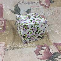 Коробка Весна для 1-ого кекса Без окна 100*100*90, фото 1