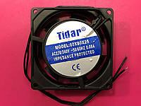 Вентиляторы универсальный осевой 80X80X25 , 220/240 вольт , 8 А