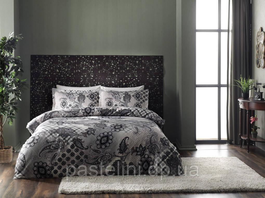 ТАС Digital комплект постельного белья сатин Orient kahve