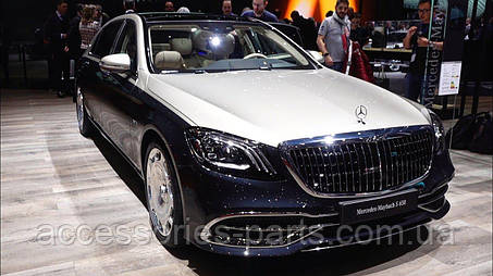 2019 Mercedes Maybach S Class S650 Sedan