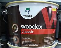 Антисептик Woodex Classic Teknos для дерева