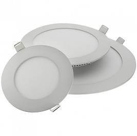 LED панели круглые