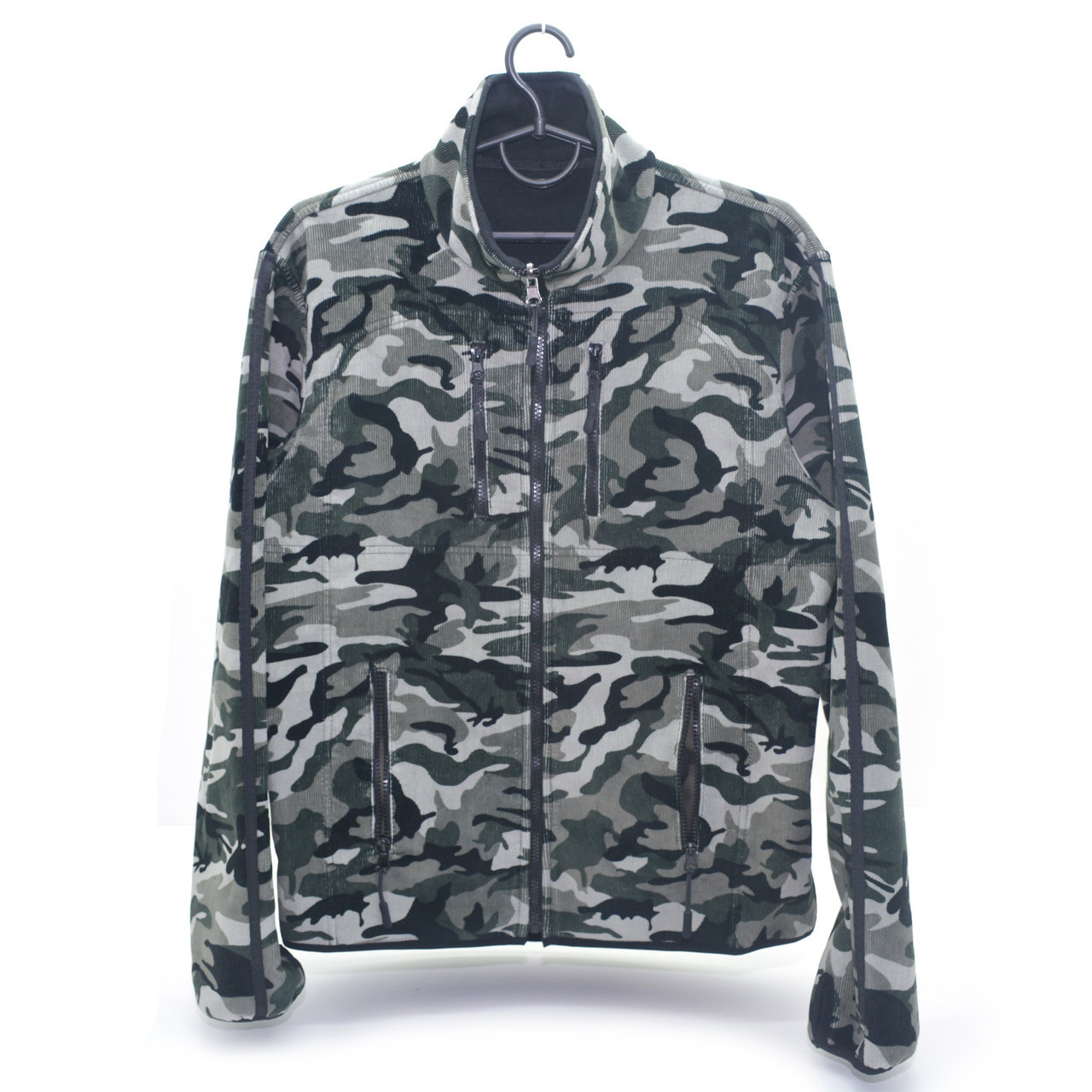 Куртка камуфляж двусторонняя для охоты и рыбалки