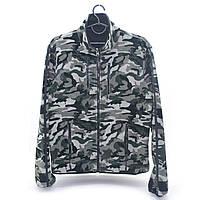Куртка камуфляж двусторонняя для охоты и рыбалки, фото 1