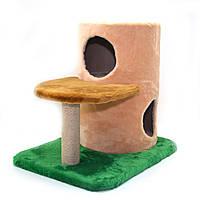 Домик когтеточка для котов Башта, фото 1