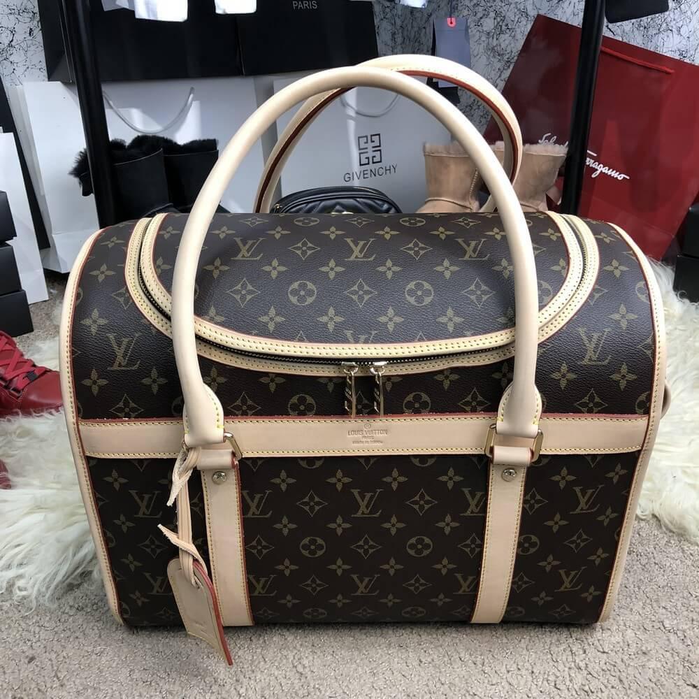 0d2a935eccd5 Louis Vuitton Dog сумка люкс копия: продажа, цена в Киеве. женские ...