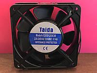 Вентиляторы универсальный осевой 120X120X38 , 220/240 вольт ,14 А.