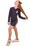 Модное платье в сплртивном стиле  для девочки 134-152р, фото 7