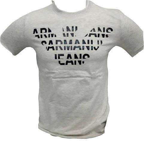 Футболка мужская Armani Jeans, фото 2